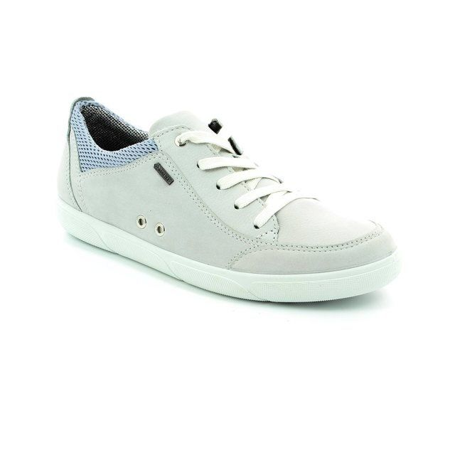 Ara 1239636-06 Light Grey lacing shoes