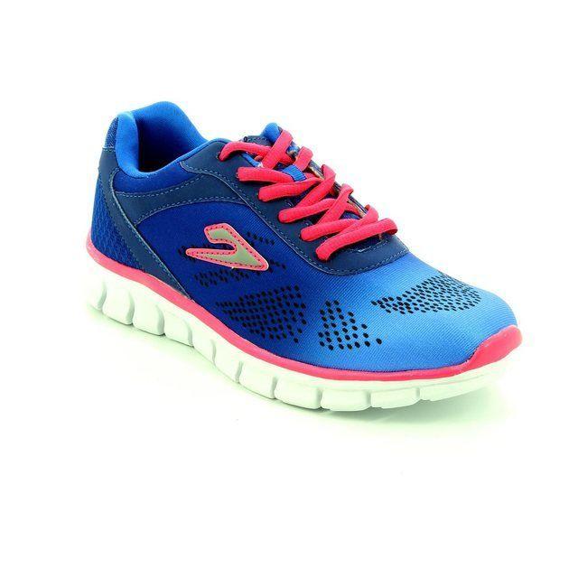 Hengst Girls Shoes - Blue multi - 581003/61 FLEX APPEAL