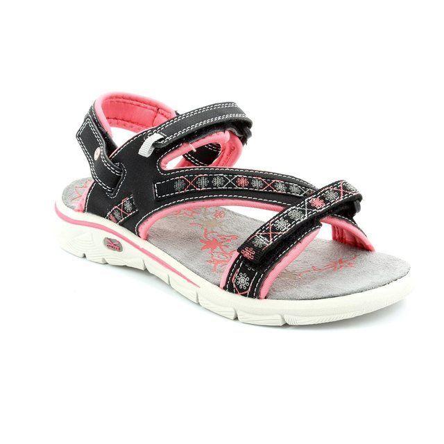 Hi-Tec Life Strap 5417-21 Navy multi sandals