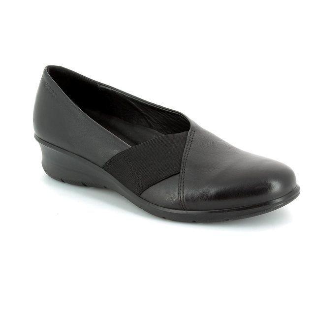 ECCO Everyday Shoes - Black - 217023/01001 FELICELA 237023/1001