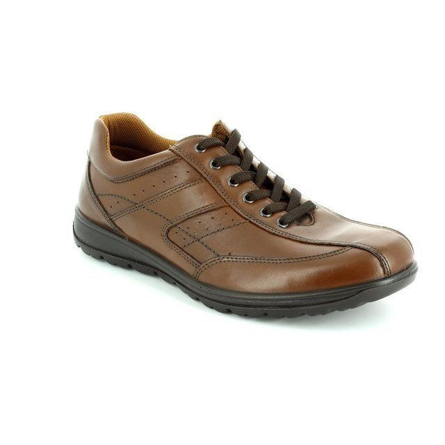 IMAC 50350-2293017 Brown casual shoes