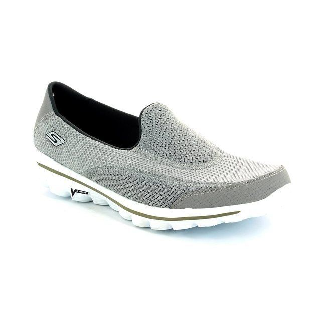 Skechers Go Walk 2 13590 GREY Grey trainers