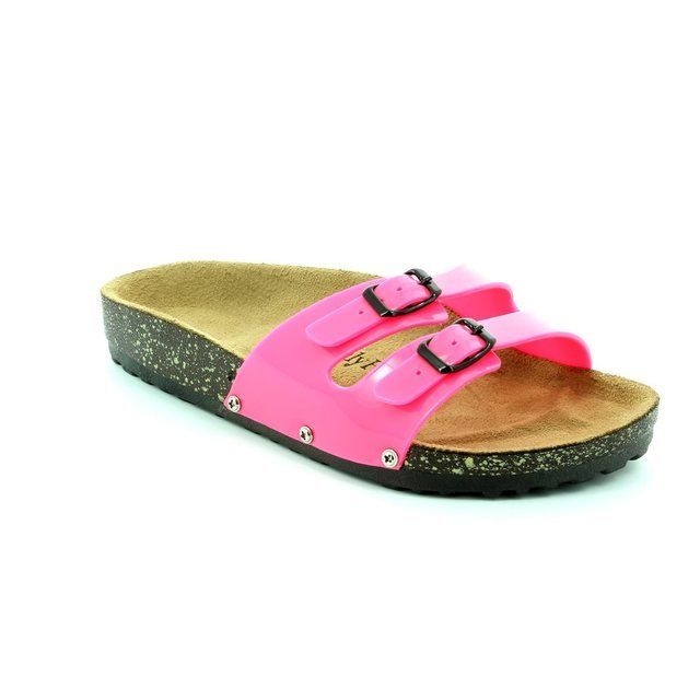 Heavenly Feet Sandy 61 5002-60 Pink sandals