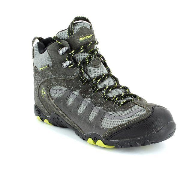 Hi-Tec Penrith Mid 2891-51 Grey boots