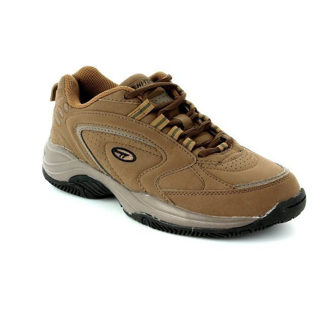 Hi-Tec Trainers & Canvas - Brown - 4414/20 BLAST LITE