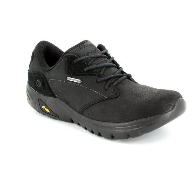 Hi-Tec Witton 4917-21 Black casual shoes