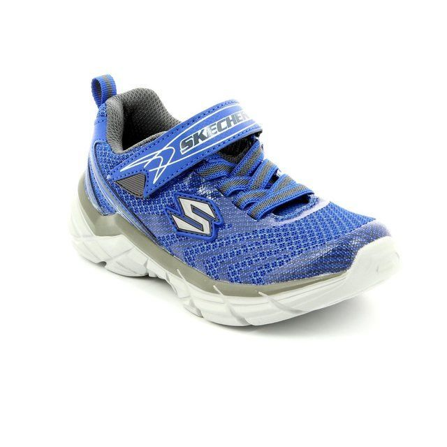 Skechers Rive 95240 BLU Blue everyday shoes