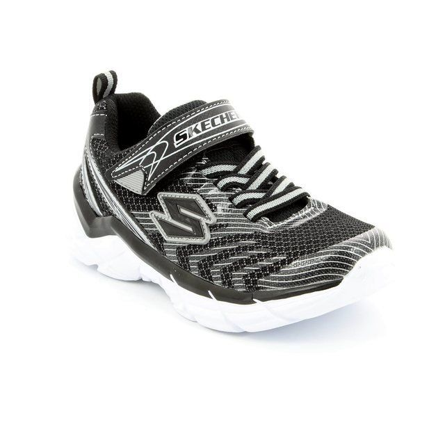 Skechers Rive 95240 BKSL Black-Silver everyday shoes