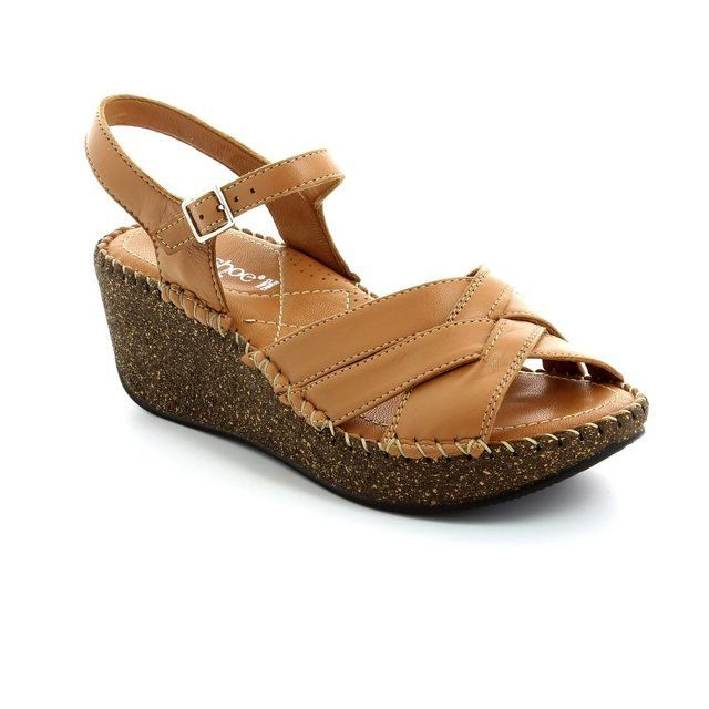 Relaxshoe Sandals - Tan - 031038/10 CORKY