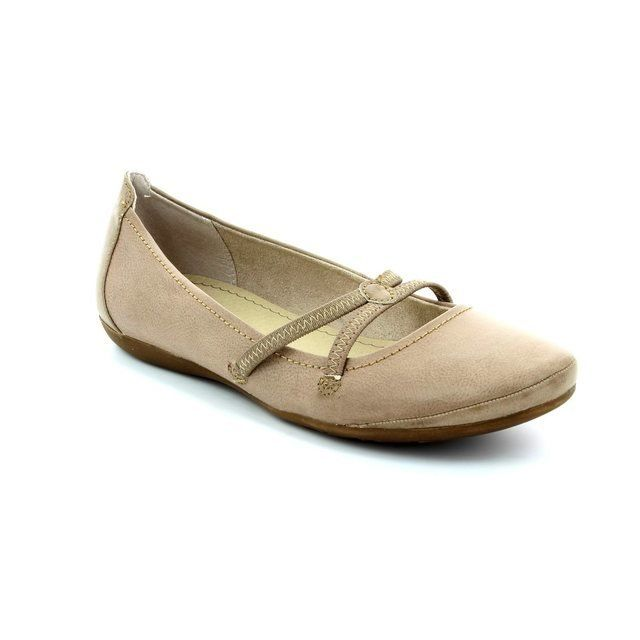 Tamaris Cataris 22110-324 Taupe pumps