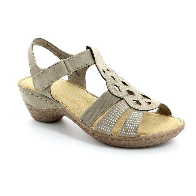Marco Tozzi Morifon 28901-341 Taupe sandals