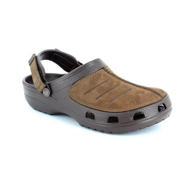 Crocs Yukon Mesa 203261-22Z Brown shoes