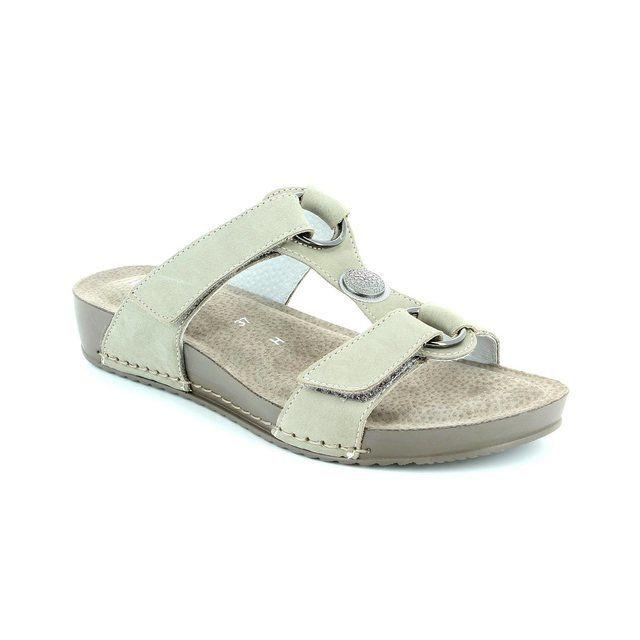 Ara 2257316-07 Taupe sandals