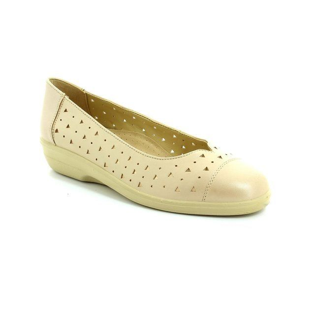 Padders Everyday Shoes - Beige - 0646/34 FAYE