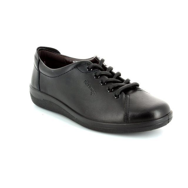 Padders Everyday Shoes - Black - 0226/10 GALAXY 2