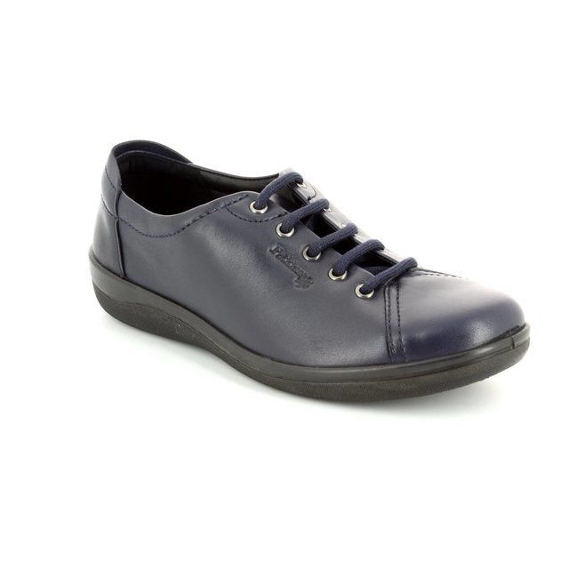 Padders Galaxy 2 226-24 Navy lacing shoes