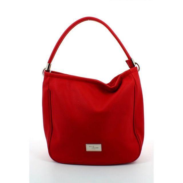 David Jones Cm3006 3006-08 Red Bags & Leathergoods