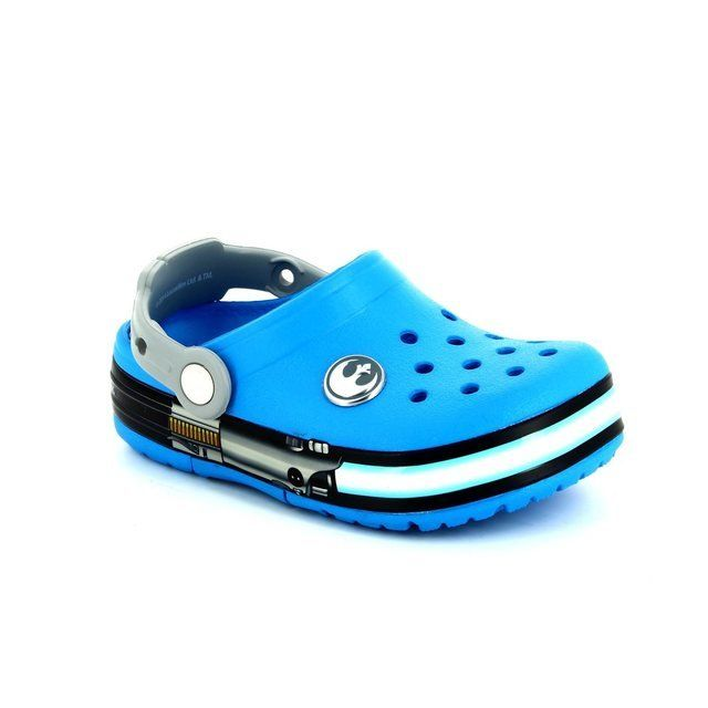 Crocs Boys Sandals - Blue multi - 16270/4D7 STAR WARS JEDI