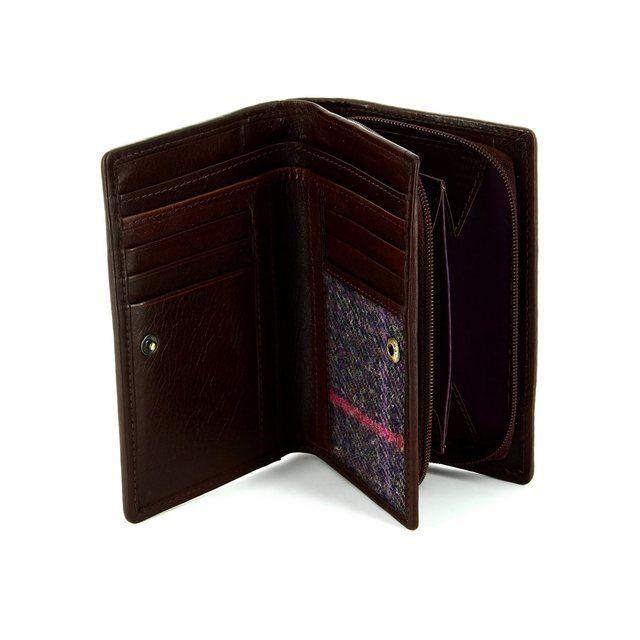 Shetland Tweed 3115-92 Tweed purse