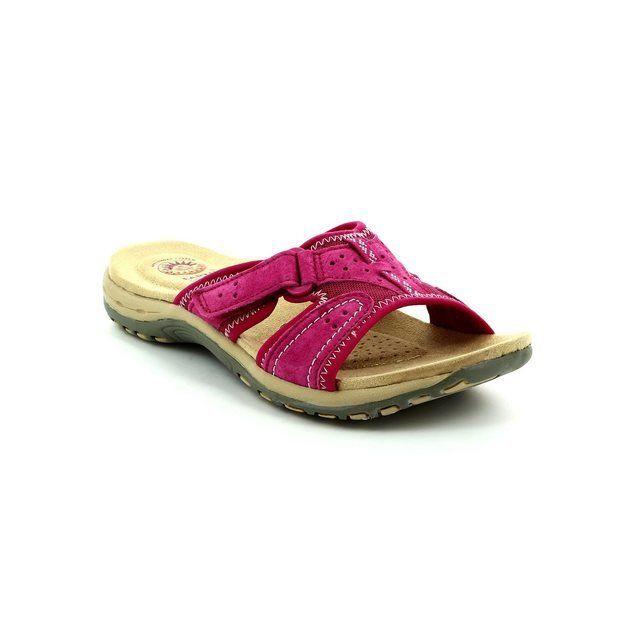 Earth Spirit Indiana 61 21060-65 Fuchsia sandals