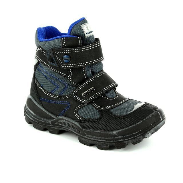 IMAC Boys Boots - Grey muti - 44479/0193007 FOSTERTEX