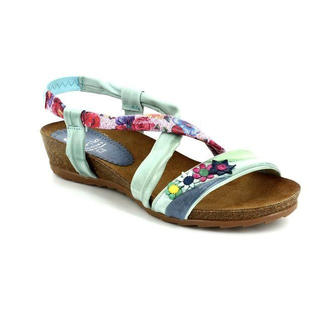 Marila Bioflora 745 B25-99 Various sandals