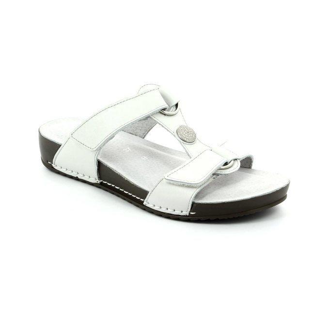 Ara 2257316-05 White sandals