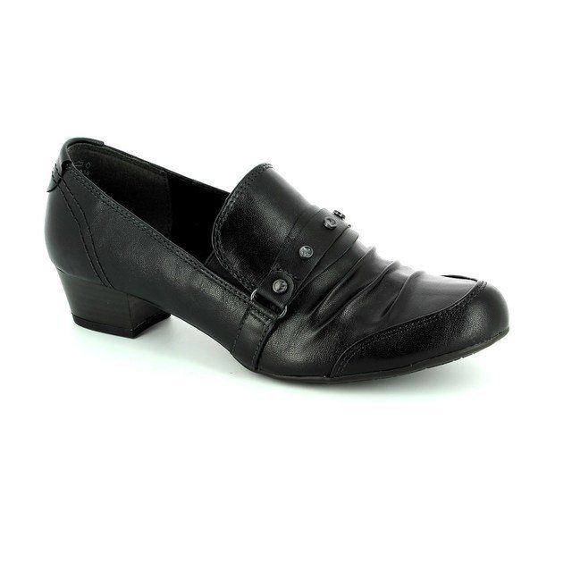 Marco Tozzi Heeled Shoes - Black - 24300/002 RODRIMISS