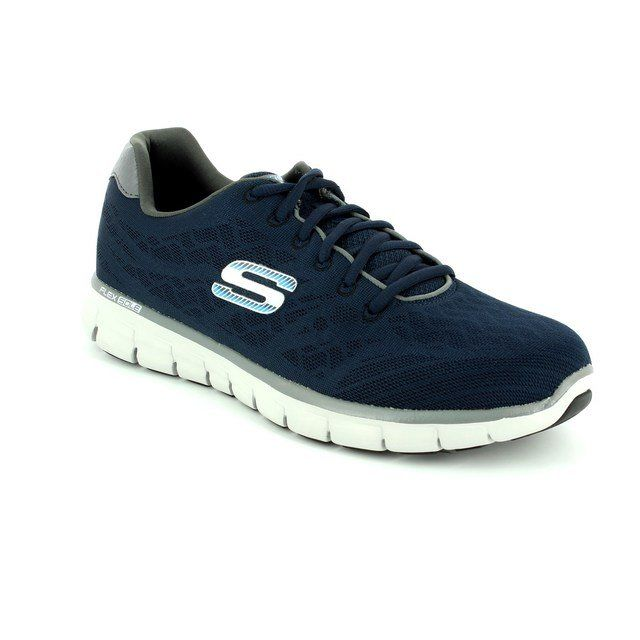 Skechers Fine Tune Mf 51524 NVGY Navy Grey combi traine