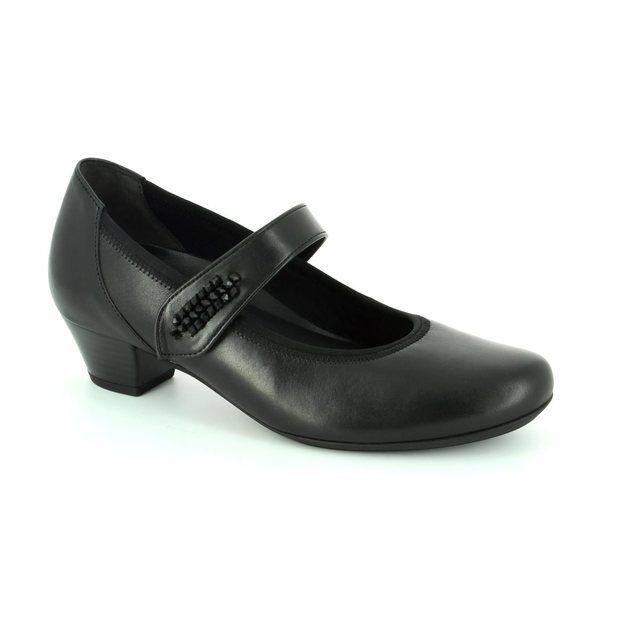 Gabor Sentrope 52.149.57 Black heeled shoes