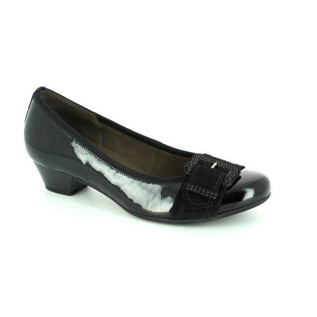 Gabor Pumps & Ballerinas - Black patent - 55.424.97 GAZELLE