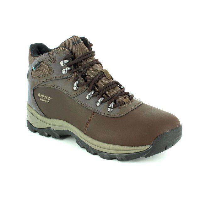 Hi-Tec Basecamp Wp 5175-41 Brown boots