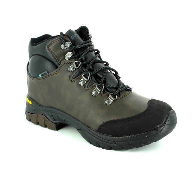 Hi-Tec M Lakeland 2926-41 Brown boots