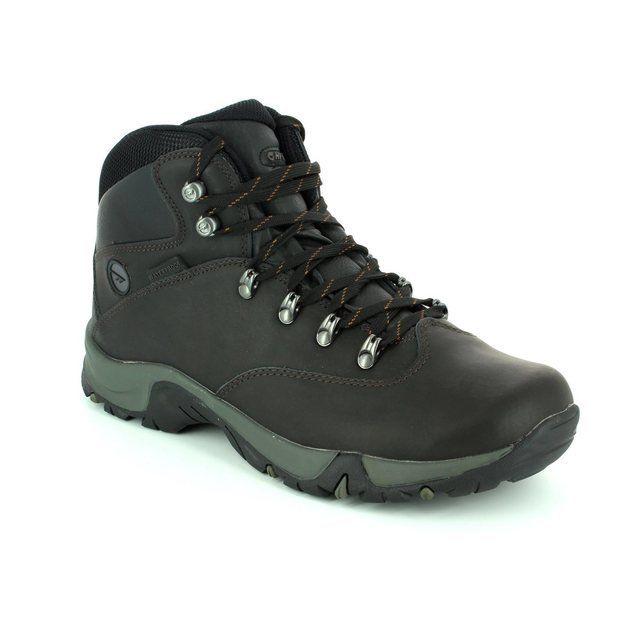 Hi-Tec Boots - Dark Brown - 4906/41 OTTAWA2