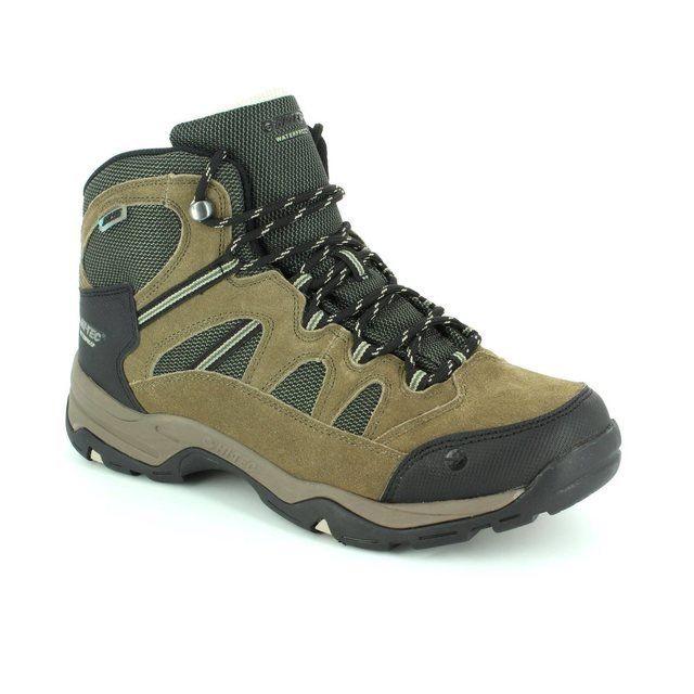 Hi-Tec Bandera Mid 2 5358-41 Taupe multi boots