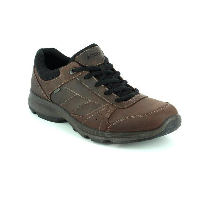ECCO Shoes - Brown - 836004/59477 M LIGHT GORE-TEX