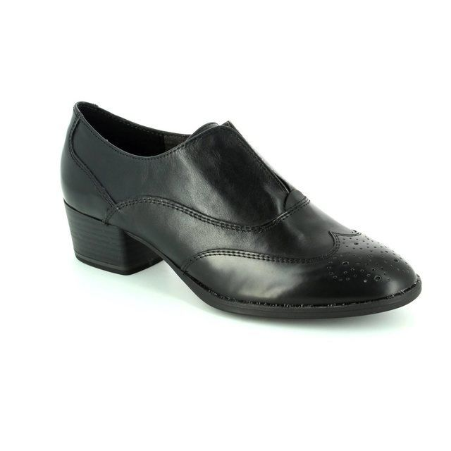 Tamaris Heeled Shoes - Black - 24303/035 KATO
