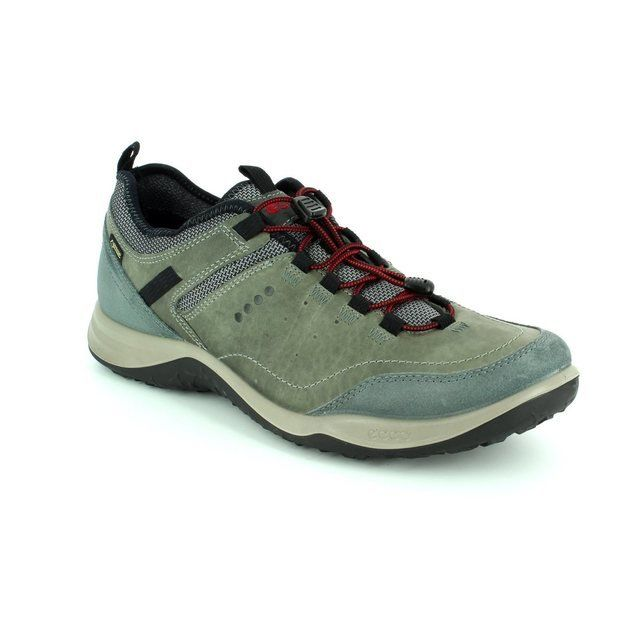 ECCO Espinho Gore 839014-57486 Grey casual shoes