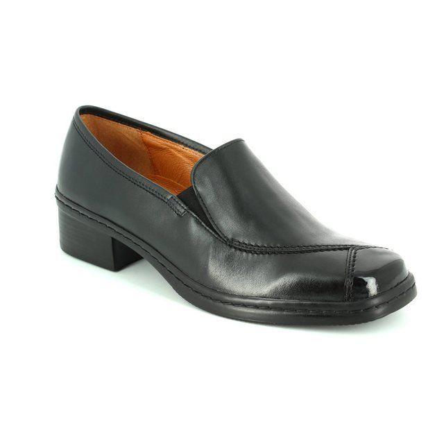 Gabor Frith Reggabor 56.056.67 Black patent comfort sho