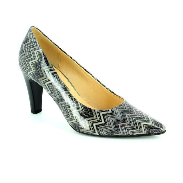 Gabor Sarika 51.280.99 Grey high-heeled shoes