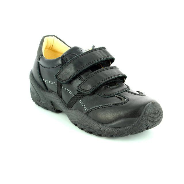 Primigi Boys Shoes - Black - 6583077/30 TEN 1E