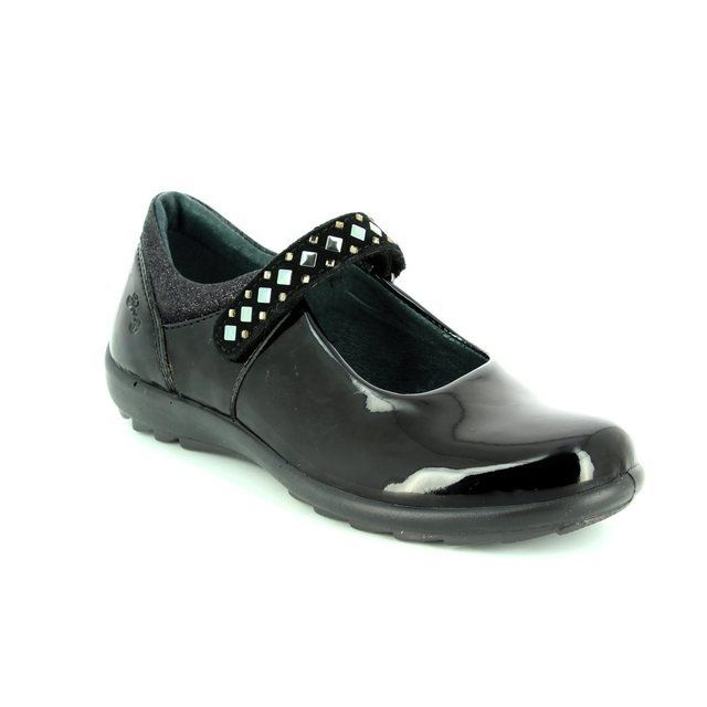 Primigi Girls Shoes - Black patent - 6566300/33 MARZIA