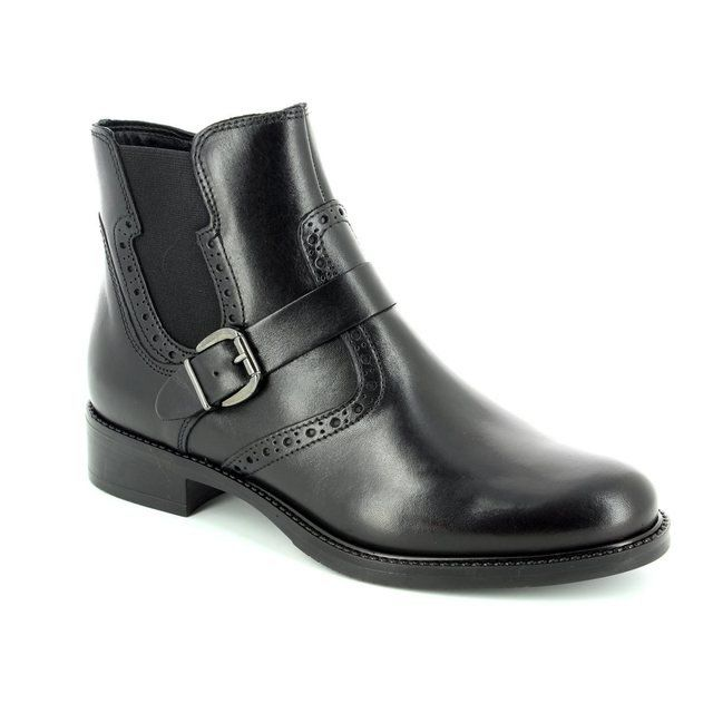Tamaris Boots - Short - Black - 25002/001 JETLIN