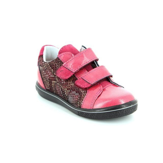 Ricosta Niddy 25281-361 Pink multi first shoes