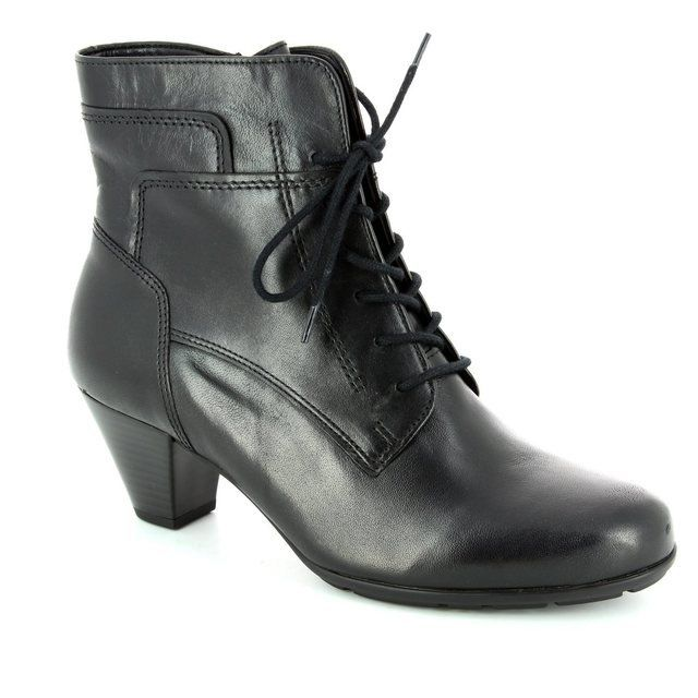 Gabor National 55.644.27 Black ankle boots