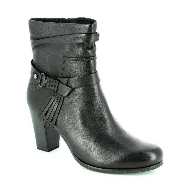 Marco Tozzi Morico 25004-002 Black ankle boots