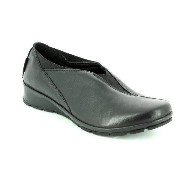 IMAC Kristavi 62241-1400011 Black comfort shoes