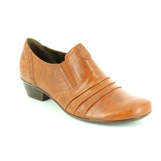 Gabor Heeled Shoes - Tan - 96.063.13 MILLET