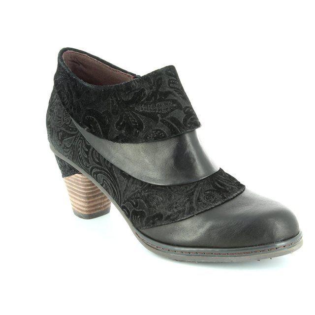 Laura Vita Alizie 04 Noir 2007-30 Black shoe-boots