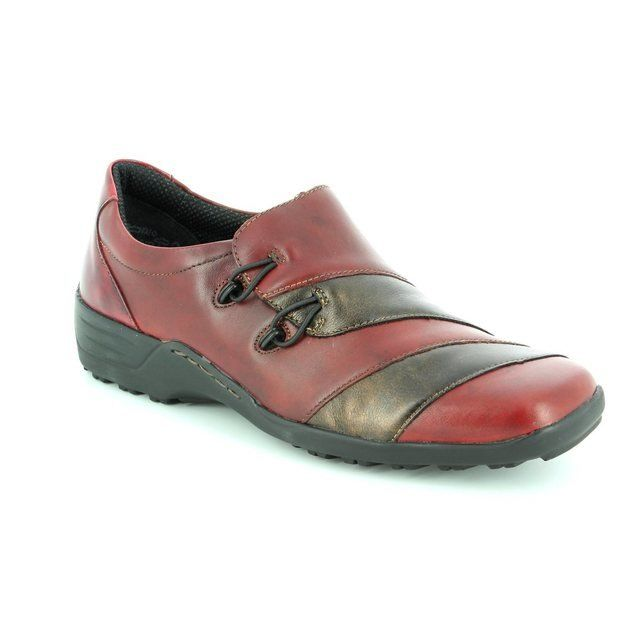 Remonte D0525-35 Red multi comfort shoes